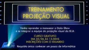 Treinamento de Projeção Visual